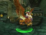 Swift Purple Gryphon